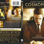 Cosmopolis (2012) R1 SLIM DVD COVER