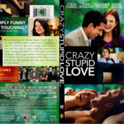 Crazy Stupid Love (2011) R1 SLIM DVD COVER