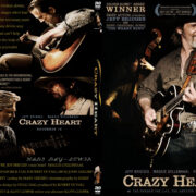 Crazy Heart (2009) R1 CUSTOM SLIM DVD COVER