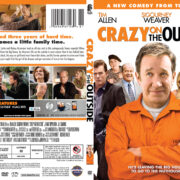 Crazy On the Outside (2009) R1 SLIM DVD COVER