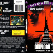 Crimson Tide (1995) R1 SLIM DVD COVER