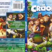 The Croods (2013) R1 SLIM DVD COVER