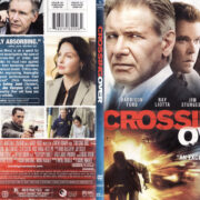 Crossing Over (2008) R1 SLIM DVD COVER