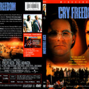 Cry Freedom (1987) R1 SLIM DVD COVER