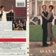 Dave (1993) R1 SLIM DVD COVER