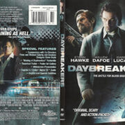 Daybreakers (2010) R1 SLIM DVD COVER