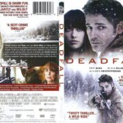 Deadfall (2011) R1 SLIM DVD COVER