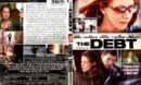 The Debt (2011) R1 SLIM DVD COVER