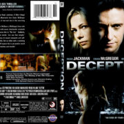 Deception (2008) R1 SLIM DVD COVER