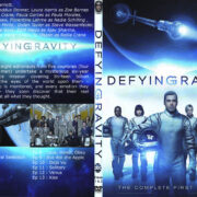 Defying Gravity - Season 1 - Discs 1 & 2 CUSTOM SLIM DVD COVER