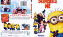 Despicable Me (2009) R1 SLIM DVD COVER