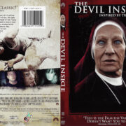 The Devil Inside (2012) R1 SLIM DVD COVER