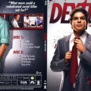 Dexter - Season 3 - Discs 1 & 2 (2009) R1 SLIM DVD COVER