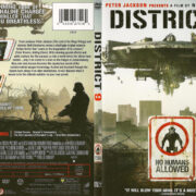 District 9 (2009) R1 SLIM DVD COVER