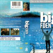 BIG EDEN (2000) R1 DVD COVER & LABELS