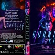 Burning Kiss (2018) R0 Custom DVD Cover