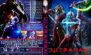Ultraman: Season 1 (2019) R1 Custom DVD Cover