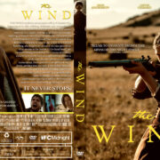 The Wind (2018) R1 Custom DVD Cover