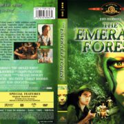 The Emerald Forest (1985) R1 DVD Cover