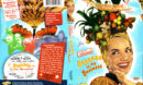 BANANAS IS MY BUSINESS (1995) R1 DVD COVER & LABEL