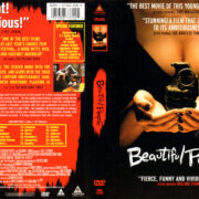 BEAUTIFUL PEOPLE (1999) R1 DVD COVER & LABEL