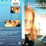 BARCELONA (1994) R1 DVD COVER & LABEL