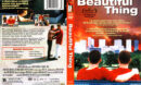 BEAUTIFUL THING (1996) R1 DVD COVER & LABEL