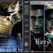 Harry Potter Years 5-7 R1 CUSTOM 4K UHD COVER