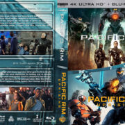 Pacific Rim Double Feature R1 CUSTOM 4K UHD COVER