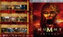 The Mummy Trilogy R1 CUSTOM 4K UHD COVER