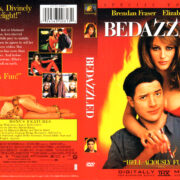 BEDAZZLED SPECIAL EDITION (2000) R1 DVD COVER & LABEL