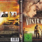 Australia (2008) R2 German DVD Cover & Label