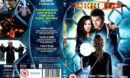 Doctor Who - Series 4 - Vol 1 (2008) R2 SLIM DVD COVER