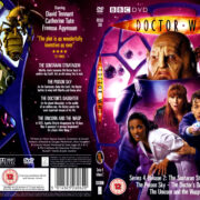 Doctor Who – Series 4 – Vol 2 (2008) R2 SLIM DVD COVER