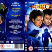 Doctor Who – Series 4 – Vol 3 (2008) R2 SLIM DVD COVER