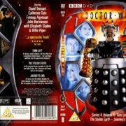 Doctor Who - Series 4 - Vol 4 (2008) R2 SLIM DVD COVER