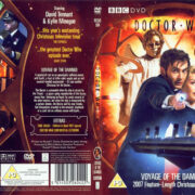 Doctor Who: Voyage of the Damned (2007) R2 SLIM DVD COVER