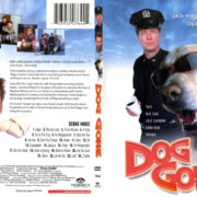 Dog Gone (2003) R1 SLIM DVD COVER