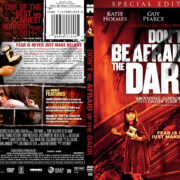 Don't Be Afraid of the Dark (2011) R1 SLIM DVD COVER