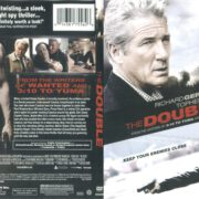 The Double (2011) R1 SLIM DVD COVER