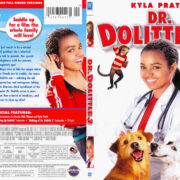 Dr. Dolittle 3 (2006) R1 SLIM DVD COVER