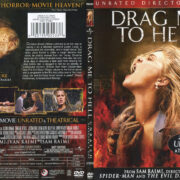 Drag Me to Hell (2009) R1 SLIM DVD COVER