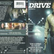 Drive (2012) R1 SLIM DVD COVER