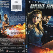 Drive Angry (2011) R1 SLIM DVD COVER