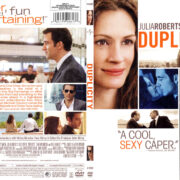 Duplicity (2008) R1 SLIM DVD COVER