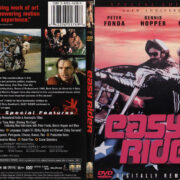 Easy Rider (1969) R1 SLIM DVD COVER