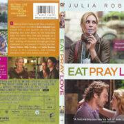 Eat Pray Love (2010) R1 SLIM DVD COVER