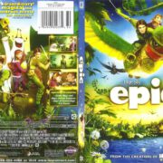 Epic (2013) R1 SLIM DVD COVER