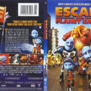 Escape from Planet Earth (2013) R1 SLIM DVD COVER
