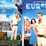 Eureka – Season 3.0 (2009) R1 SLIM DVD COVER